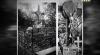 старая могила Сергея Есенина с крестом