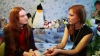 Мэрилин и Ева общаются об булемии