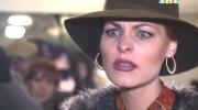 Мэрилин Керро в шляпе