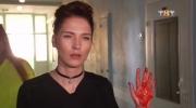 Софья Егорова и рука в крови